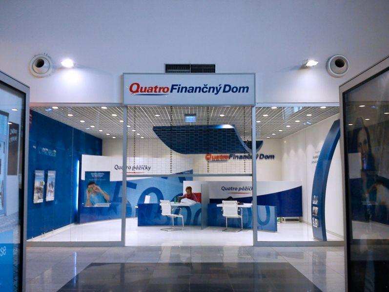 Pôžičky Quatro Finančný Dom